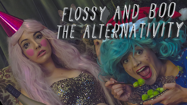 Flossy and Boo: The Alternativity
