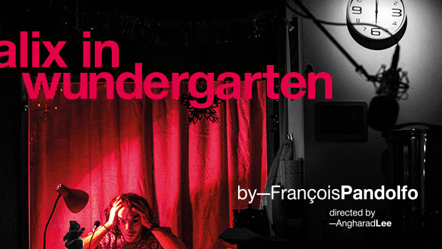 Edinburgh Previews: Alix in Wundergarten